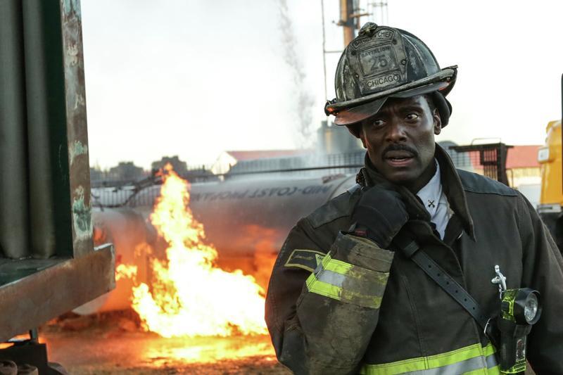 acteur chicago fire