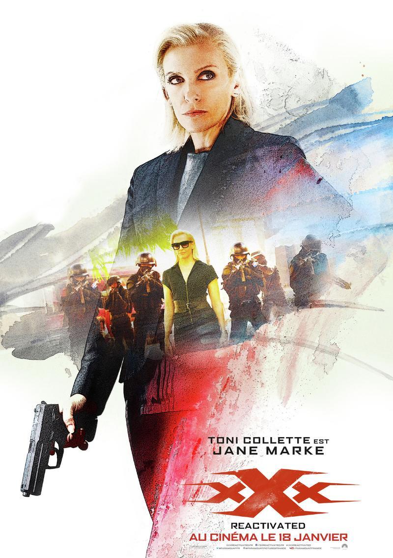 X TRIPLE REACTIVATED FILM TÉLÉCHARGER
