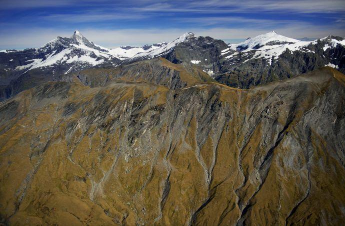 vivre isolé montagne