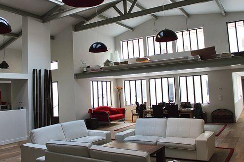 loft atelier d 39 artiste se loger autrement. Black Bedroom Furniture Sets. Home Design Ideas