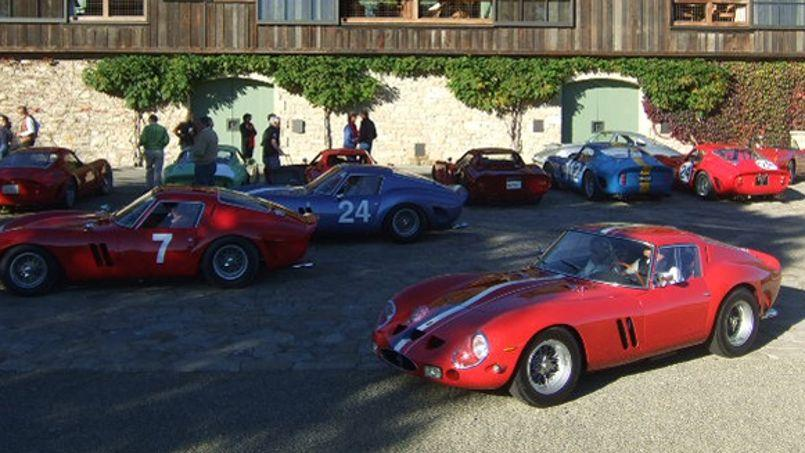 ferrari 250 gto la voiture la plus ch re du monde. Black Bedroom Furniture Sets. Home Design Ideas