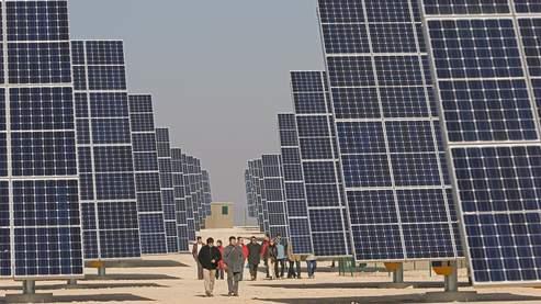 couches minces pour le photovoltaïque