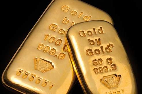 Les lingots Gold By Gold sont issus du recyclage, une première. Crédits photo: Gold by Gold