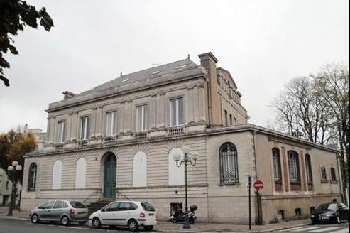 Une «résidence bourgeoise» à Nantes, mise en vente par le ministère de la Défense. (Crédits photo : ministère du Budget, des comptes publics et de la fonction publique)
