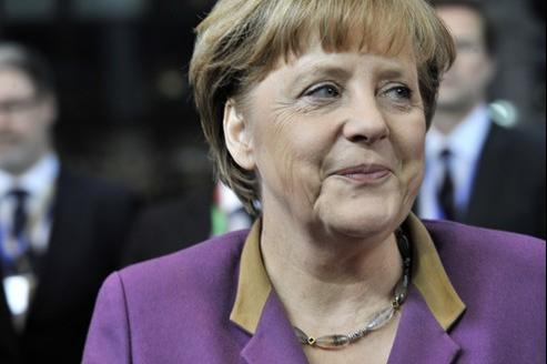 Berlin dément tout accord anti-Hollande en Europe