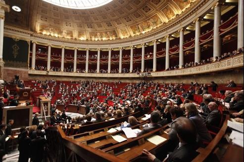 L'Assemblée nationale. Nicolas sarkozy propose une baisse de «10 à 15% des parlementaires, Sénat et Assemblée nationale».