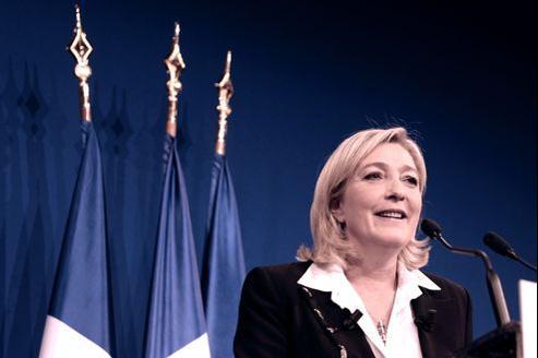 Dimanche soirMarine Le Pen a préféré savourer son succès et a gardé le silence sur sa position dans la perspective du second tour.