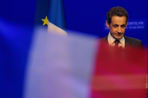 «Je ne mènerai pas la bataille des législatives», a confié Nicolas Sarkozy à ses proches .