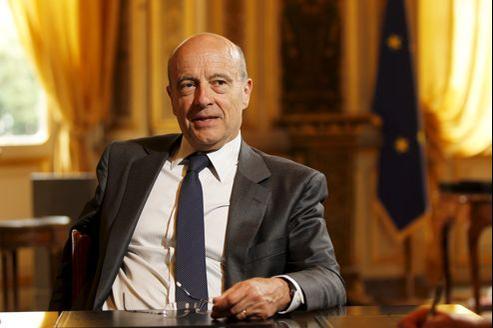 Alain Juppé: «Je souhaite que l'on mène, avant le congrès de l'automne de l'UMP, une réflexion sur les sensibilités.»