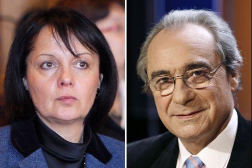 Brigitte Kuster, maire du XVIIe arrondissement de Paris, est candidate face à Bernard Debré / Facebook