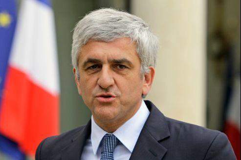 Avec 38,40% des suffrages, Hervé Morin est en ballottage favorable dans l'Eure.
