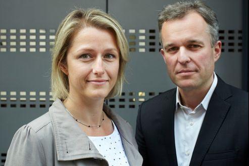 Les coprésidents du groupe des Verts, Barbara Pompili et François de Rugy, ont martelé que le PS n'avait pas respecté l'accord interne entre les deux partis.