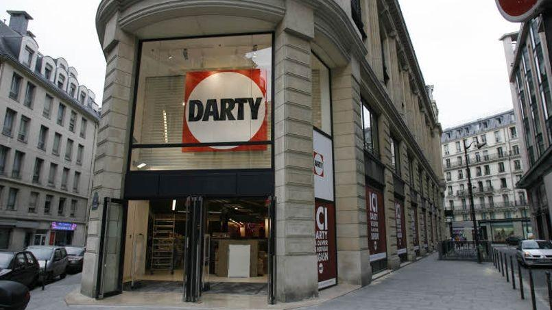 darty veut faire aussi bien en magasin que sur internet. Black Bedroom Furniture Sets. Home Design Ideas