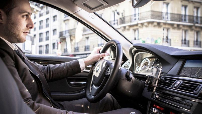 avec uber les particuliers peuvent d sormais jouer au taxi. Black Bedroom Furniture Sets. Home Design Ideas