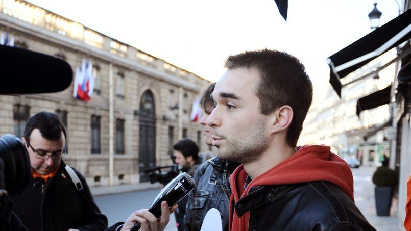 Matthieu Lamarre, en mars 2010.