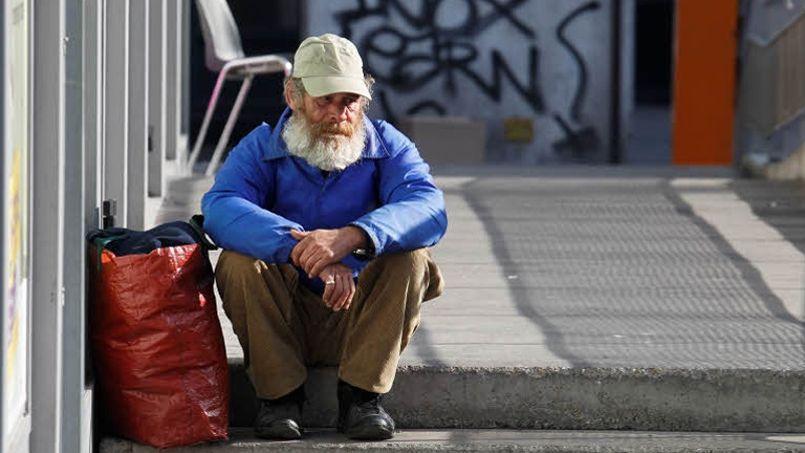 Dans certaines villes, le taux d'habitants pauvres dépasse les 40% (Crédit: Jean-Christophe Marmara / Le Figaro)