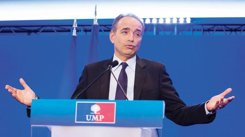 Au lendemain du premier tour des municipales, Jean-François Copé a tenu, lundi à Paris, une conférence de presse à l'issue du bureau politique de l'UMP.