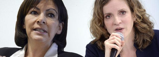 Anne Hidalgo et NKM