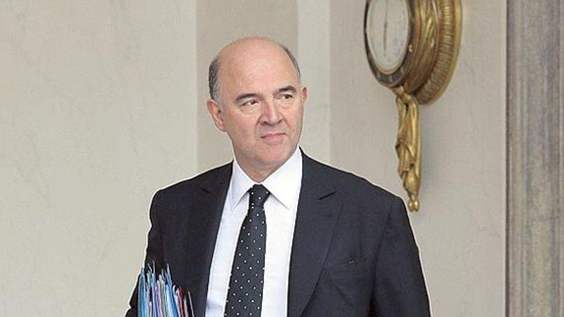 Le ministre de l'Économie et des Finances, Pierre Moscovici, a été battu.