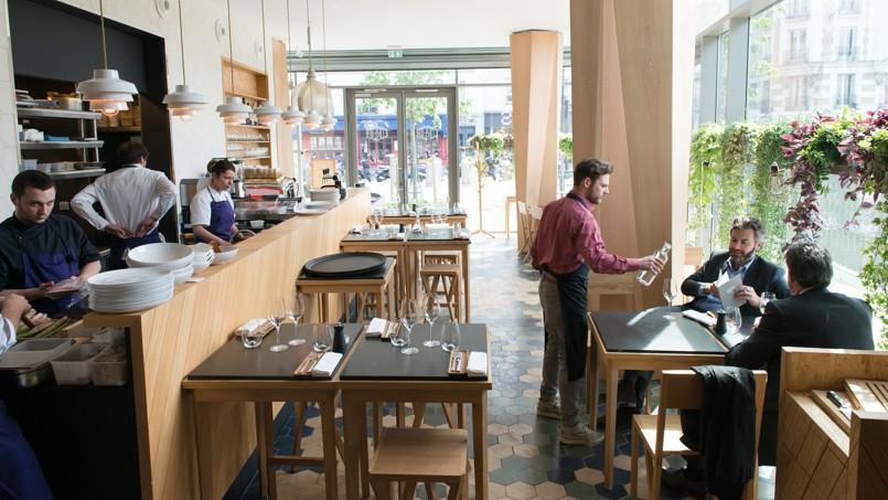 Le Pho Restaurant Rue Des Dames  Paris