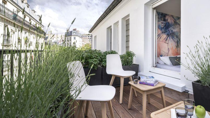L'été à Paris dans un hôtel à prix mini