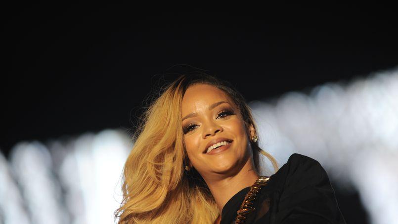 Rihanna soutient son «bébé» Benzema après l'élimination des Bleus