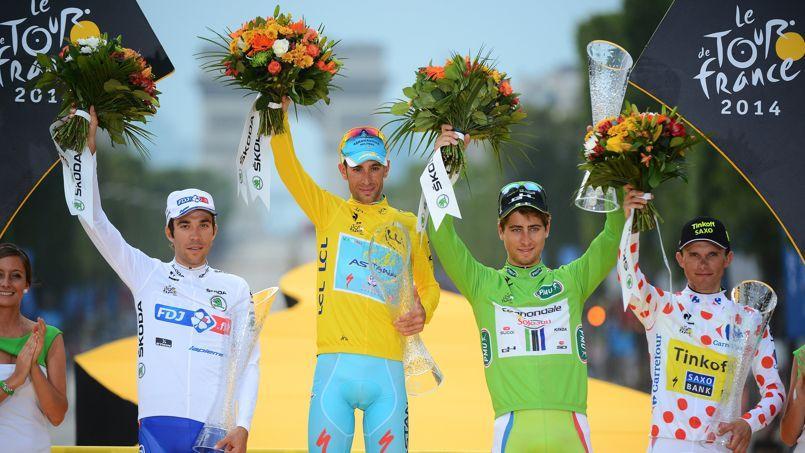 Ce qu'ont empoché les équipes sur le Tour de France