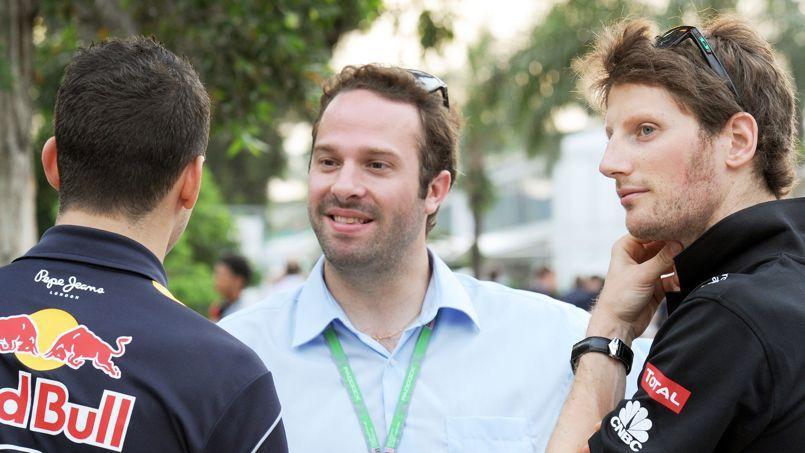Recruté à 16 ans en F1 : «Tout sauf un coup de com'»