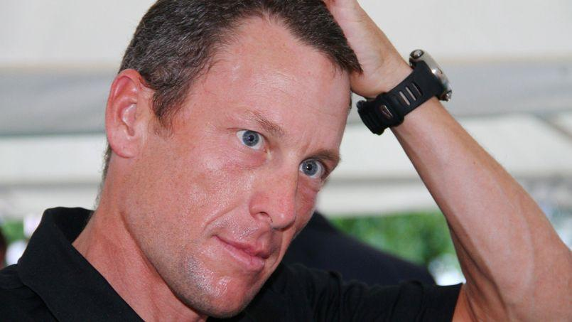Armstrong : «Ma thérapie ? Faire du vélo, du golf et boire une bière»