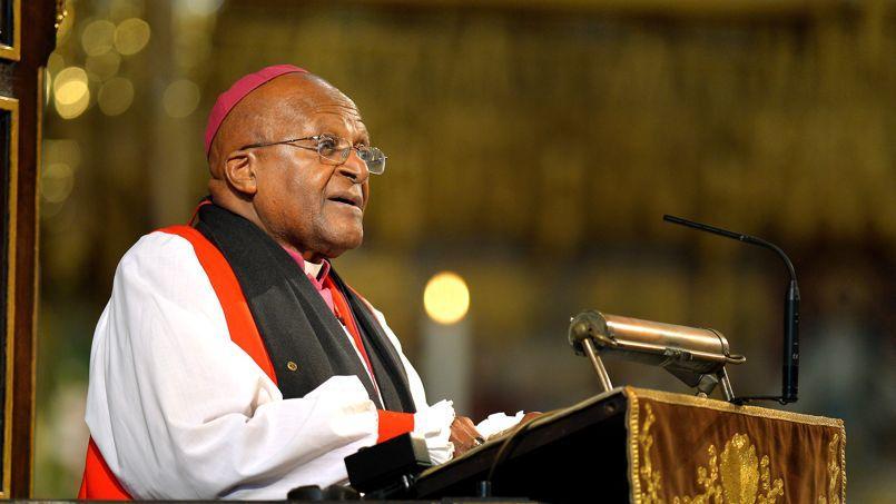 La charge de Desmond Tutu contre le rugby sud-africain jugé «trop blanc»
