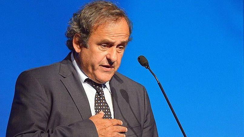 Michel Platini a ouvert une conférence sur le respect de la diversité