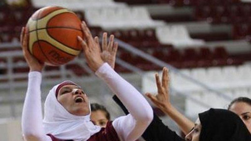 L'équipe féminine du Qatar ne s'est pas présentée sur le parquet, face à la Mongolie.