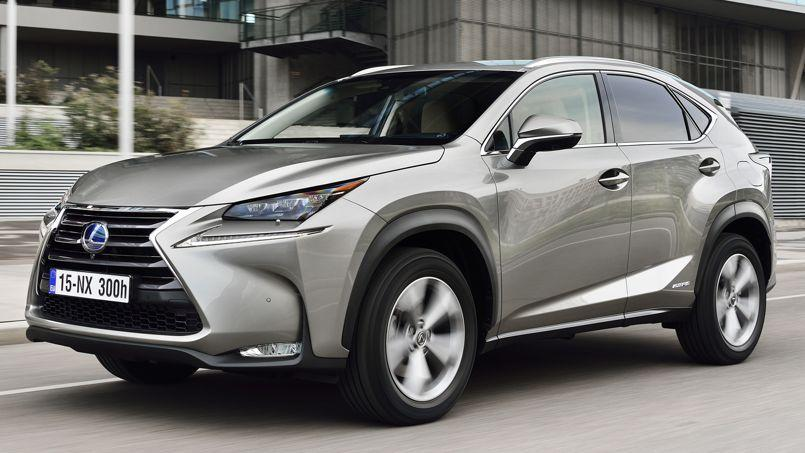 voiture suv hybride lexus nx 300h l essai d taill du suv hybride photos les 14 suv hybrides du. Black Bedroom Furniture Sets. Home Design Ideas
