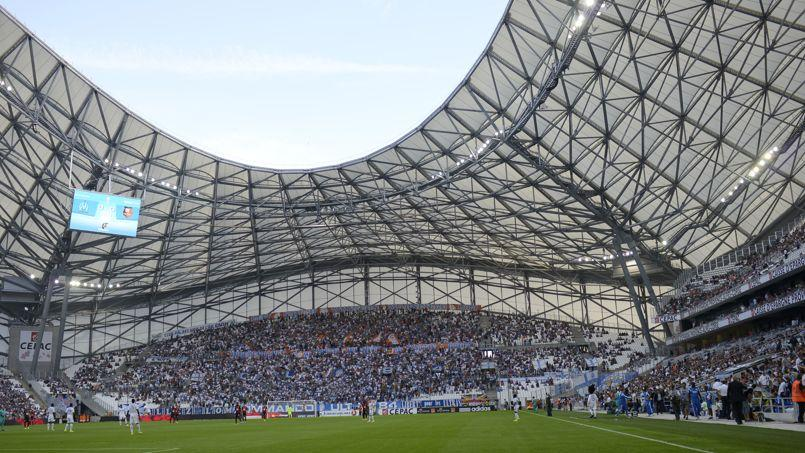 Record d'affluence battu au Vélodrome : 61.900 spectateurs