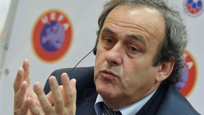 Michel Platini : «On a bloqué quoi au Paris SG ?»