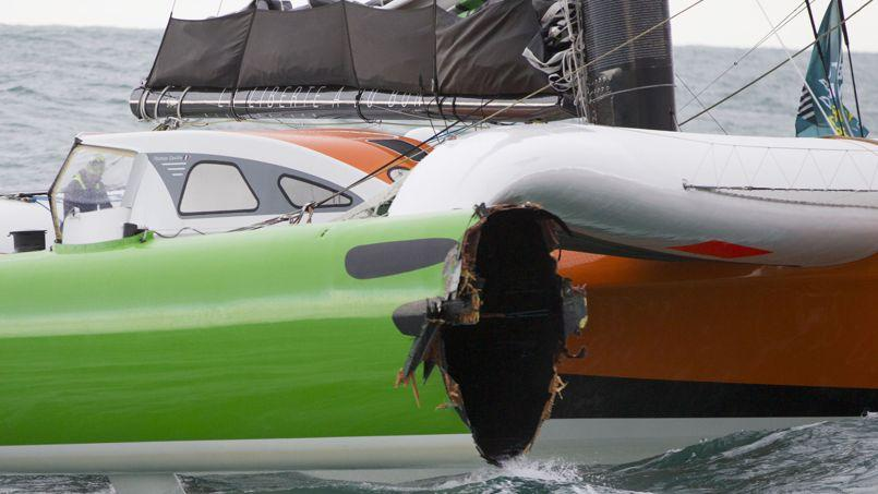Top 5 des accidents de voile les plus spectaculaires
