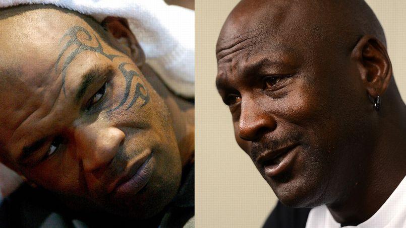 Rory Holloway raconte la soirée où Mike Tyson et Michael Jordan ont failli se battre.