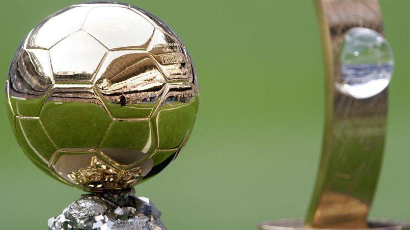 Le trophée du Ballon d'or est estimé à 13.000 euros.