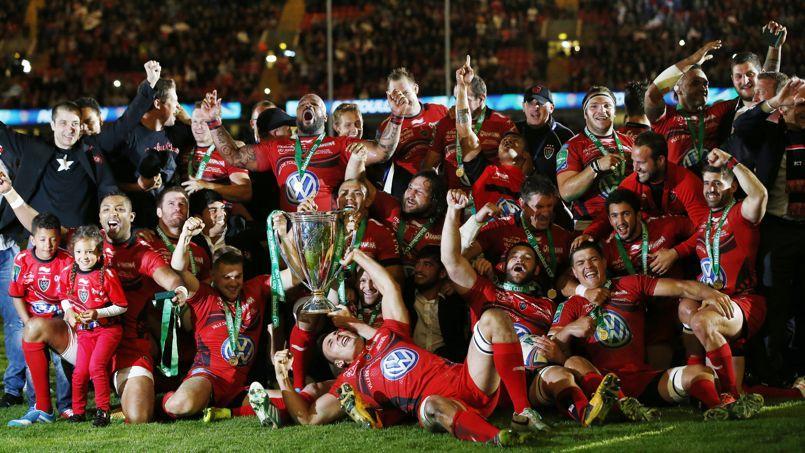 Toulon, vainqueur de la H Cup en 2014.