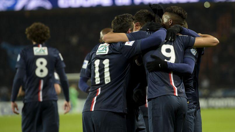 Le PSG a généré 474.5 millions d'euros de revenus au cours de la saison 2013-2014.