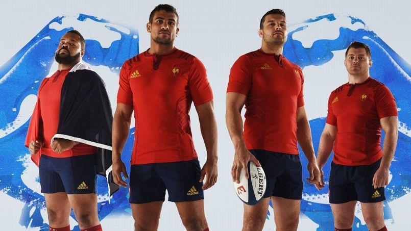 Le maillot rouge du XV de France ne fait pas l'unanimité