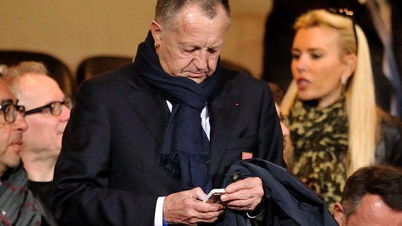 Après OL-Paris SG, Aulas dénonce «un complot corporatiste»