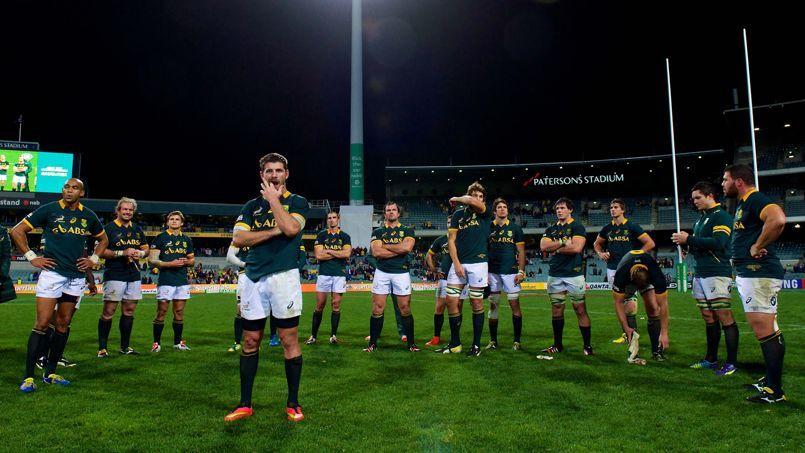 L'Afrique du Sud impose un quota de non-blancs dans son équipe de rugby