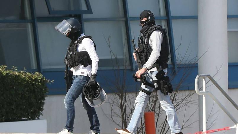 Fusillade dans un lycée à Grasse : la piste terroriste exclue