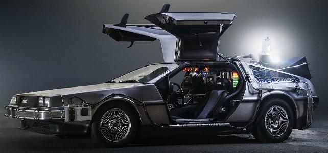 10 voitures légendaires de l'histoire du cinéma