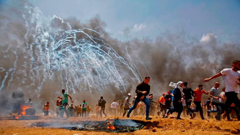 52 Palestiniens tués par des tirs israéliens à Gaza, dont huit mineurs de moins de 16 ans.