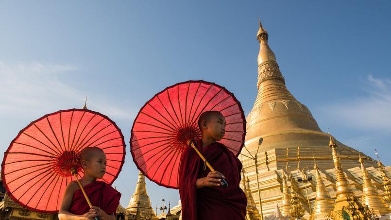 5 trésors de Birmanie