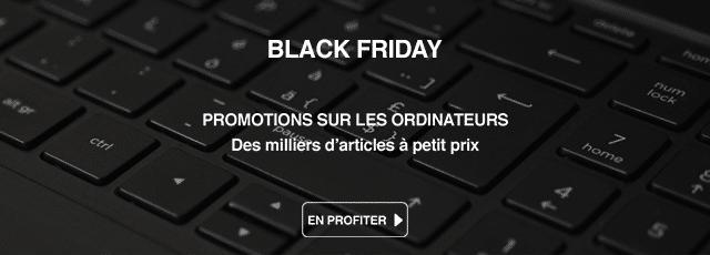 Black Friday 2018 : PC Portable : Apple, Acer... toutes les promos !