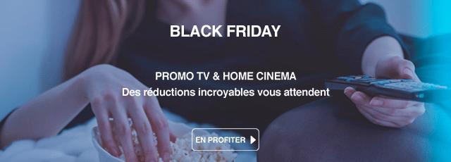 Black Friday 2018 TV et Home cinéma : Sony, Philips...toutes les promos