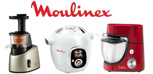 PROMO MOULINEX : des petits prix sur des produits Moulinex sur Amazon